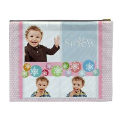 Kids, Love, Family, Happy, Play, Fun By Jo Jo   Cosmetic Bag (xl)   Ng6w3vhd5rou   Www Artscow Com Back