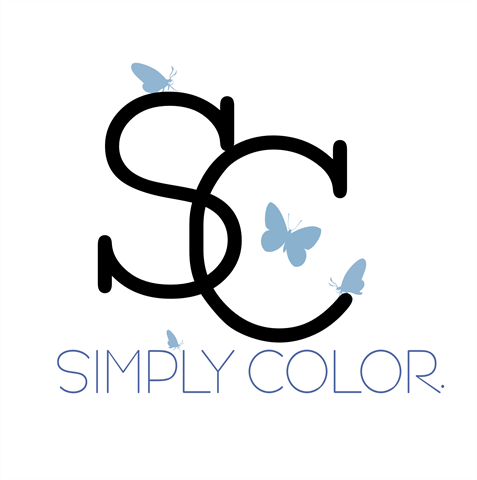 Simply Color. logo