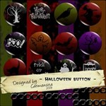 Carmensita Kit -HALLOWEEN Buttons