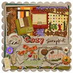 Cozy Family ScrapKit: FREE FOR 1 MORE WEEK ONLY!