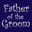 cufflink navy father groom