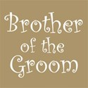 cufflink taupe brother groom