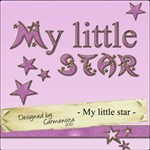 Carmensita Kit - My little STAR pink
