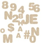 Paper Alphabets