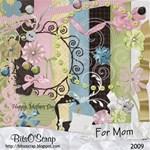 For Mom Scrap Kit