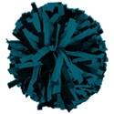 pom pom blue