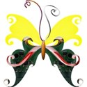 A s butterfly motherboard