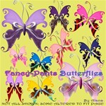 Fancy Pants Butterflies