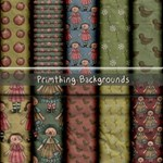 Prim Thing Backgrounds
