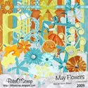 May Flowers-BitsO Scrap