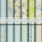 Baby Boy Backgrounds