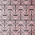 preppy damask pink