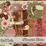 Blissful Bella Scrap Kit