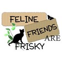 LLL Creations - Feline Word Art #1 - 01
