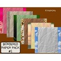 Bordered Paper Pack #1