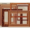 Copper Frame Set