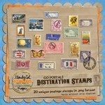 DESTINATION STAMPS