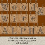 Wood & Wire Alpha