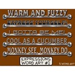 Expressions Word Art #1