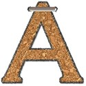 Cork Stapled Alpa Upper - A