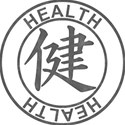 Japanese Symbol Stamps - HEALTH