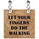 Wood Slogan Signs #2 - 02