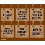 Wood Slogan Signs #2