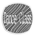 dance classblacknwhite