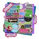 Stickers kit