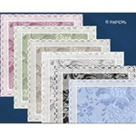 Pretty Lace Paper Pack #1