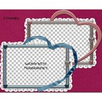 Heart Wrapped Frames #1