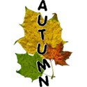 Autumn Word Art #1 - 02