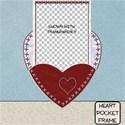 Heart Pocket Frame