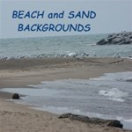 BEACH AND SAND BACKGROUNDS
