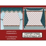 Center Stage Quickpages #1