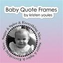 BabyQuoteFramesWeb