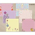 Girly Paper Set #1