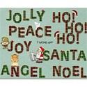 Christmas Word Art #2