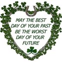 Irish Blessings Word Art - 03
