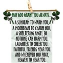 Irish Blessings Word Art - 04