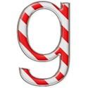 Candy Cane Alpha - g