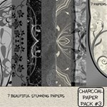 Charcoal Paper Pack #3