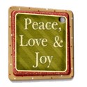 peace love & joy