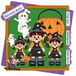 Halloween raggedy