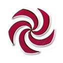 spiral brown dbl pink