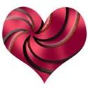 spiral heart pink12