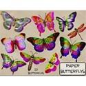 Paper Butterflys