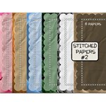 Stitched Papers #2