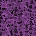 Purple Pattern Paper