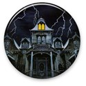 Haunted House Button